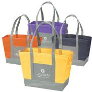promotional lake powell boat tote