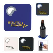 26791 - Square Coaster with Bottle Opener