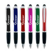 promotional logo light up stylus pen
