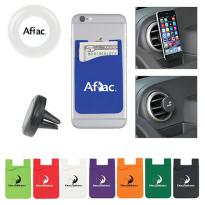26933 - Auto Air Vent Magnetic Phone Wallet