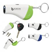 promotional tool and light key chain