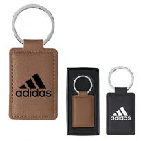 26961 - Leatherette Executive Key Tag
