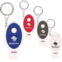 26974 - Whistle Key Chain with Light