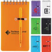promotional the daily spiral jotter