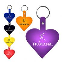 27058 - Heart Flexible Key-Tag