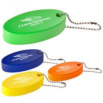 27062 - Oval Floater Keytag