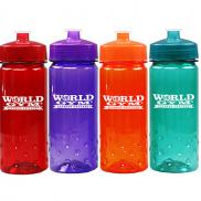 promotional 16 oz. polysure™ inspire bottle