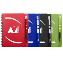 "27114 - 5"" x 7"" Huntington Notebook with Pen"
