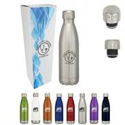 promotional 16 oz. swig stainless steel bottle with custom box