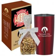 promotional 20 oz. himalayan tumbler with stuffer & custom box