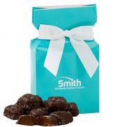 promotional sea salt caramel box