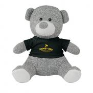 promotional knitted teddy bear