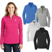 promotional the north face® ladies tech 1/4-zip fleece