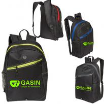 27440 - Color Zippin' Laptop Backpack