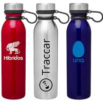 27487 - 25 oz. h2go Concord Vacuum Stainless Steel Bottle