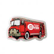 promotional fire engine hot/cold pack