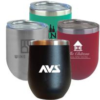 27583 - 12 oz. Sipper Wine Tumbler