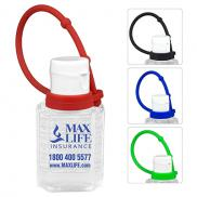 promotional 1.0 oz compact hand sanitizer