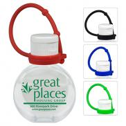 promotional 1.0 oz compact hand sanitizer antibacterial gel