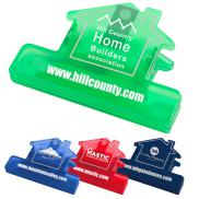 promotional house keep-it™ clip