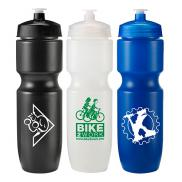 promotional 28 oz. bike bottle