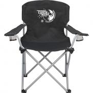 promotional oversized folding chair (500lb capacity)