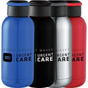 promotional 12 oz. copa mini insulated bottle