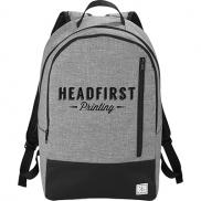 promotional merchant & craft grayley 15 computer backpack