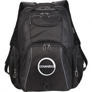 promotional rainier tsa 17 computer backpack