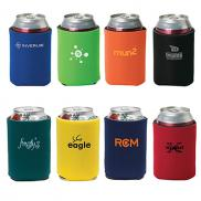 promotional yucca insulated can sleeve
