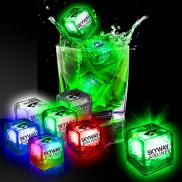 promotional liquid activated light up ice cubes