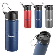 promotional 19 oz. basecamp mount hood stainless water bottle