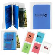 promotional multi-function document holder