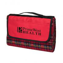 28252 - Plaid Picnic Blanket