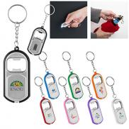 promotional big beacon light-up keychain
