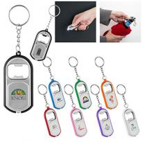 28331 - Big Beacon Light-Up Keychain