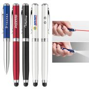 promotional atlas laser/ stylus/ flashlight pen