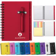 promotional all-in-one mini notebook set