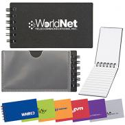 promotional mini business card jotter