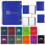 promotional mercury notebook set