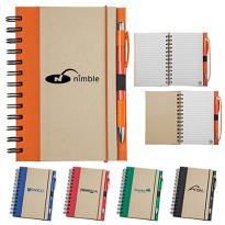 28371 - Recycled Spiral Notebook Set