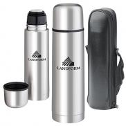 promotional 16 oz. stainless steel vacuum bottle