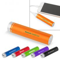 28469 - Jupiter 2000 mAh Powerbank