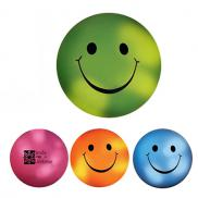 promotional mood smiley face stress ball