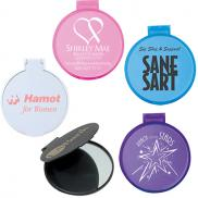 promotional pocket compact mirror