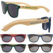 promotional wooden bamboo sunglasses