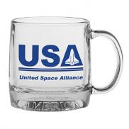 promotional 12 oz. the exclusive mug america