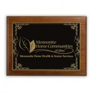 promotional ashford large plaque award