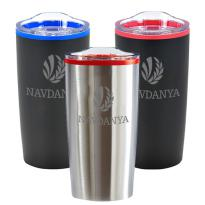 28713 - 20 oz. Stainless Steel Tumbler