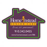 promotional large house magnet